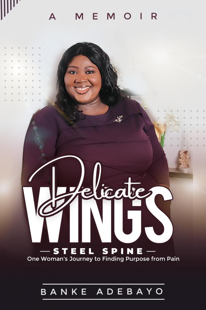 Delicate Wings Steel Spine